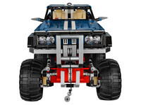 LEGO Technic 41999 - A-Modell Frontstossstange mit Seilwinde