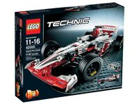 LEGO Technic 42000 - Box