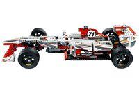 LEGO Technic 42000 - A-Modell Seitenansicht links