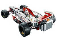 LEGO Technic 42000 - A-Modell mit Power Functions