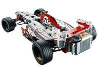 LEGO Technic 42000 - A-Modell mit Power Functions (nicht enthalten)