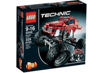 LEGO Technic 42005 - Box
