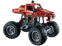 LEGO Technic 42005 - A-Modell Federung