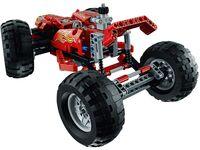 LEGO Technic 42005 - B-Modell Rückansicht