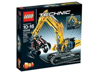 LEGO Technic 42006 - Box