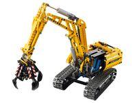 LEGO Technic 42006 - A-Modell