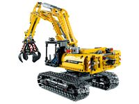 LEGO Technic 42006 - A-Modell mit Power Functions