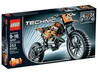 LEGO Technic 42007 - Box