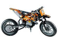 LEGO Technic 42007 - A-Modell Seitenansicht rechts