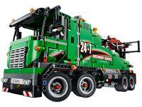 LEGO Technic 42008 - A-Modell Fahrerkabine