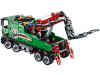 LEGO Technic 42008 - A-Modell Abschleppbrille