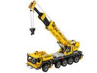 LEGO Technic 42009 - A-Modell Kran ausgefahren