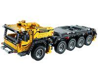LEGO Technic 42009 - A-Modell ohne Kranaufsatz
