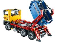 LEGO Technic 42024 - A-Modell Mulde gekippt