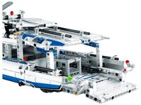 LEGO Technic 42025 - B-Modell Laderampe offen