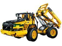 LEGO Technic 42030 - B-Modell Mulde gekippt