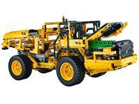 LEGO Technic 42030 - B-Modell Motorhaube offen