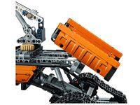 LEGO Technic 42038 - A-Modell Ladefläche gekippt