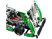 LEGO Technic 42039 - A-Modell Motorhaube offen