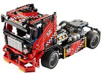 LEGO Technic 42041 - A-Modell