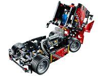 LEGO Technic 42041 - A-Modell Fahrerkabine gekippt