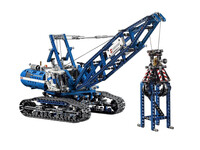 LEGO Technic 42042 - A-Modell