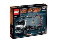 LEGO Technic 42043 - Mercedes Benz Arocs 3245 - Box Rückseite