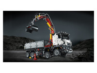 LEGO Technic 42043 - A-Modell Zweischalengreifer und Achsverschränkung