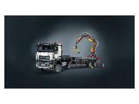 LEGO Technic 42043 - Mercedes Benz Arocs 3245 - B-Modell Stützen ausgefahren