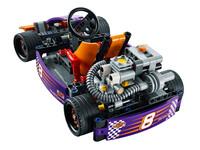 LEGO Technic 42048 - A-Modell Rückansicht