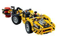 LEGO Technic 42049 - A-Modell Rückansicht