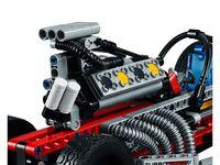 LEGO Technic 42050 - A-Modell Motorblock mit Luftansaugstutzen