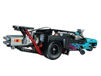 LEGO Technic 42050 - A-Modell mit Power Functions