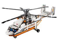 LEGO Technic 42052 - A-Modell Seitenansicht links