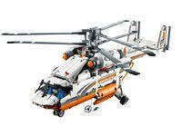 LEGO Technic 42052 - A-Modell Bodenluke offen