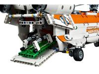 LEGO Technic 42052 - A-Modell Ladeluke offen