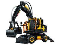LEGO Technic 42053 - A-Modell Stützen ausgefahren