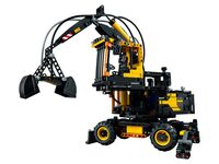 LEGO Technic 42053 - A-Modell Fahrerkabine angehoben