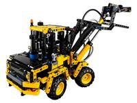 LEGO Technic 42053 - B-Modell Rückansicht