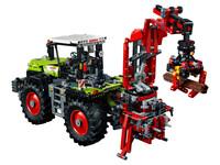 LEGO Technic 42054 - A-Modell Rückansicht