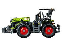 LEGO Technic 42054 - A-Modell Fahrerkabine gedreht