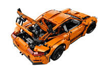 LEGO Technic 42056 - A-Modell Heckklappe mit Spoiler offen