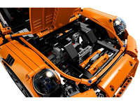 LEGO Technic 42056 - A-Modell Haube offen