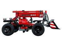 LEGO Technic 42061 - A-Modell Seitenansicht rechts
