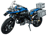 LEGO Technic 42063 - BMW R 1200 GS Adventure (A-Modell)