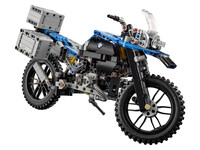 LEGO Technic 42063 - A-Modell