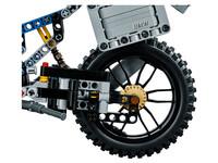 LEGO Technic 42063 - BMW R 1200 GS Adventure - A-Modell Kardanantrieb mit Paralever