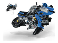 LEGO Technic 42063 - BMW R 1200 GS Adventure - B-Modell