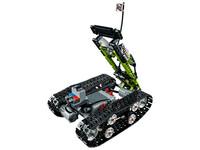 LEGO Technic 42065 - A-Modell Motorhaube offen