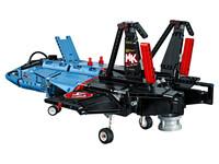 LEGO Technic 42066 - A-Modell Fahrwerk ausgefahren